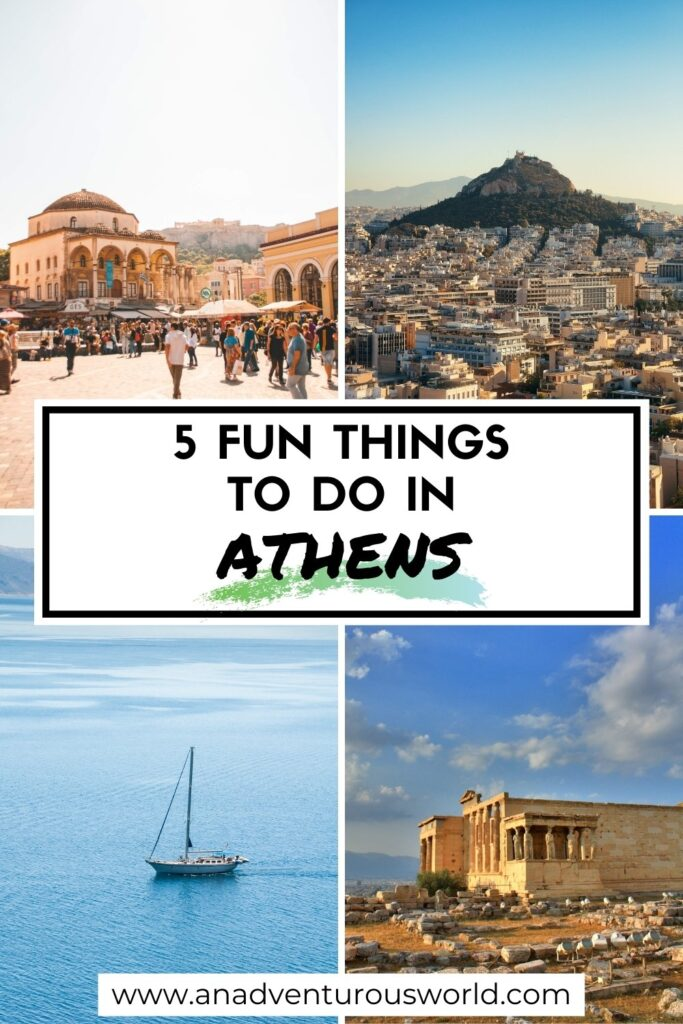 5 Fun Things To Do in Athens With Friends