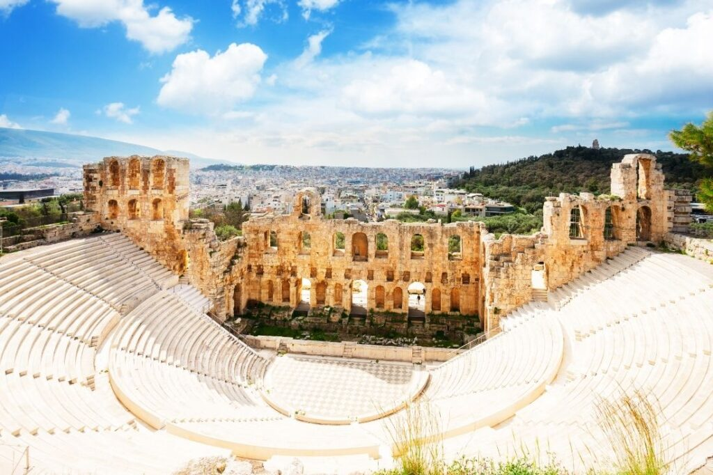 day trips athens