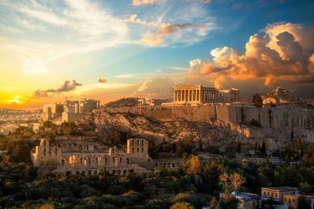 things to do in athens with friends