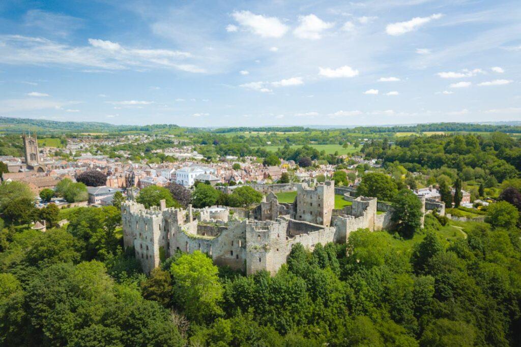 castle ludlow