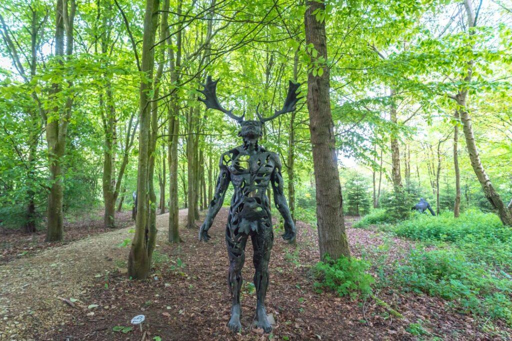 cotswolds sculpture park