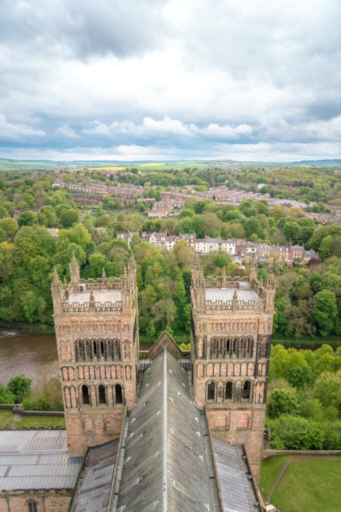 durham cathedral tower tour