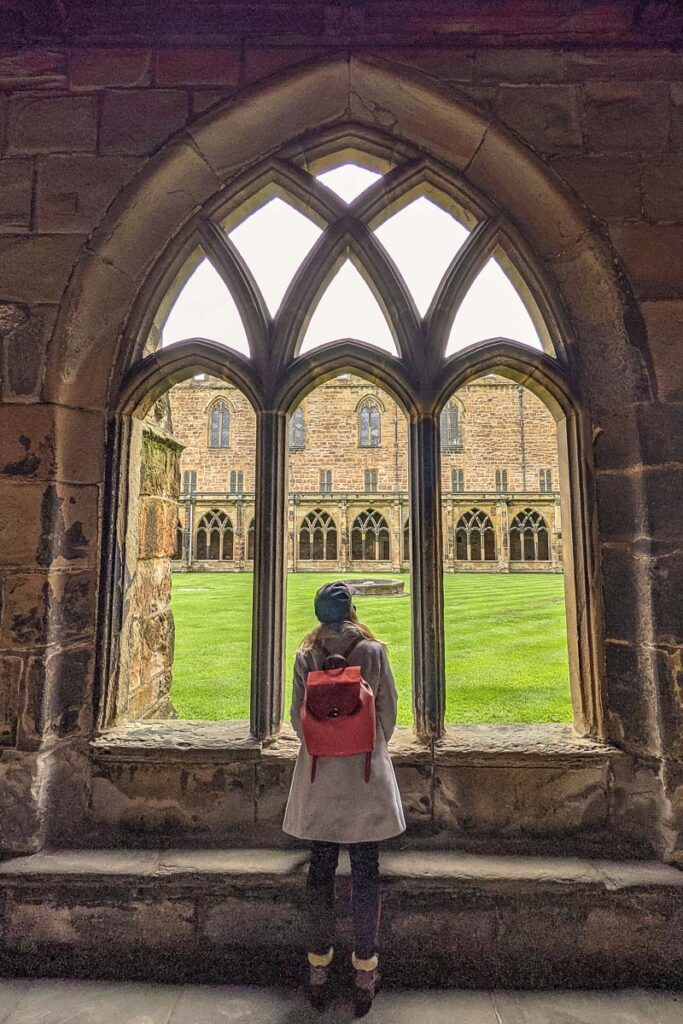 harry potter durham cathedral