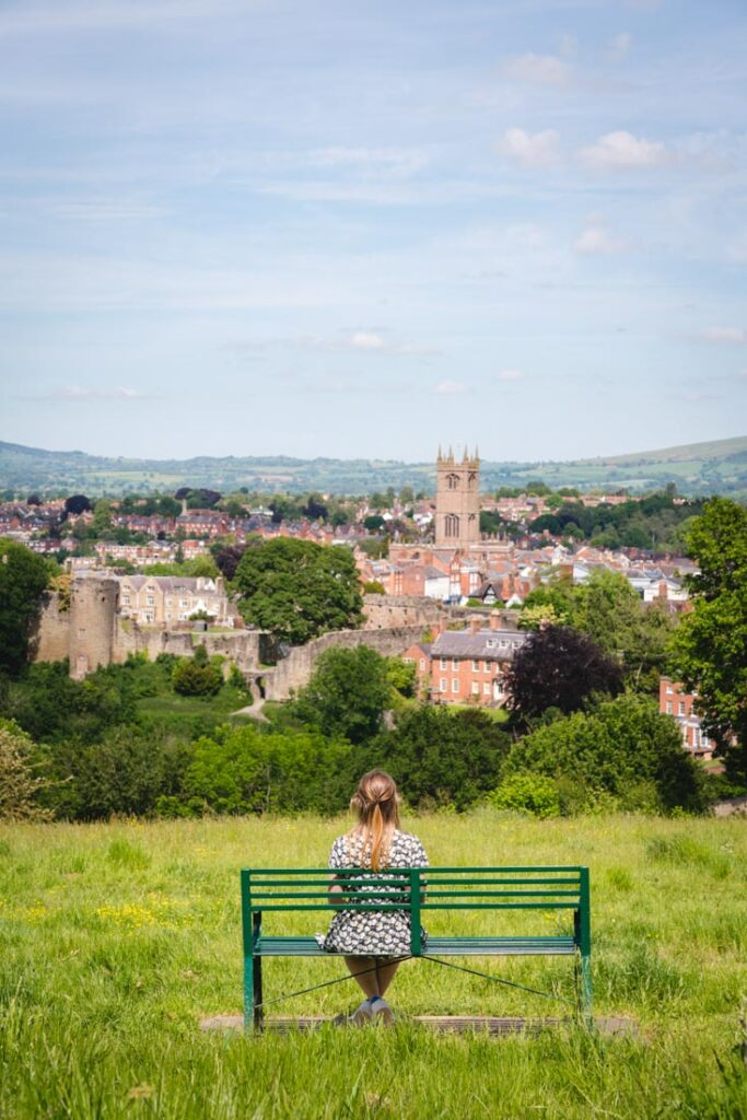 places to go in shropshire