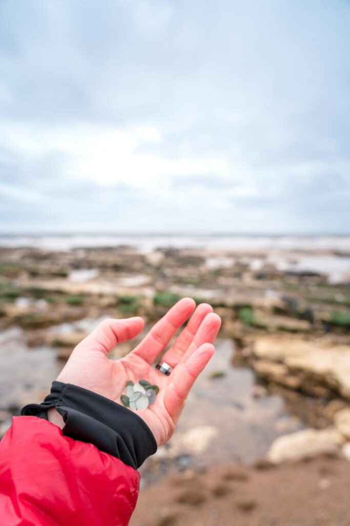 sea glass seaham