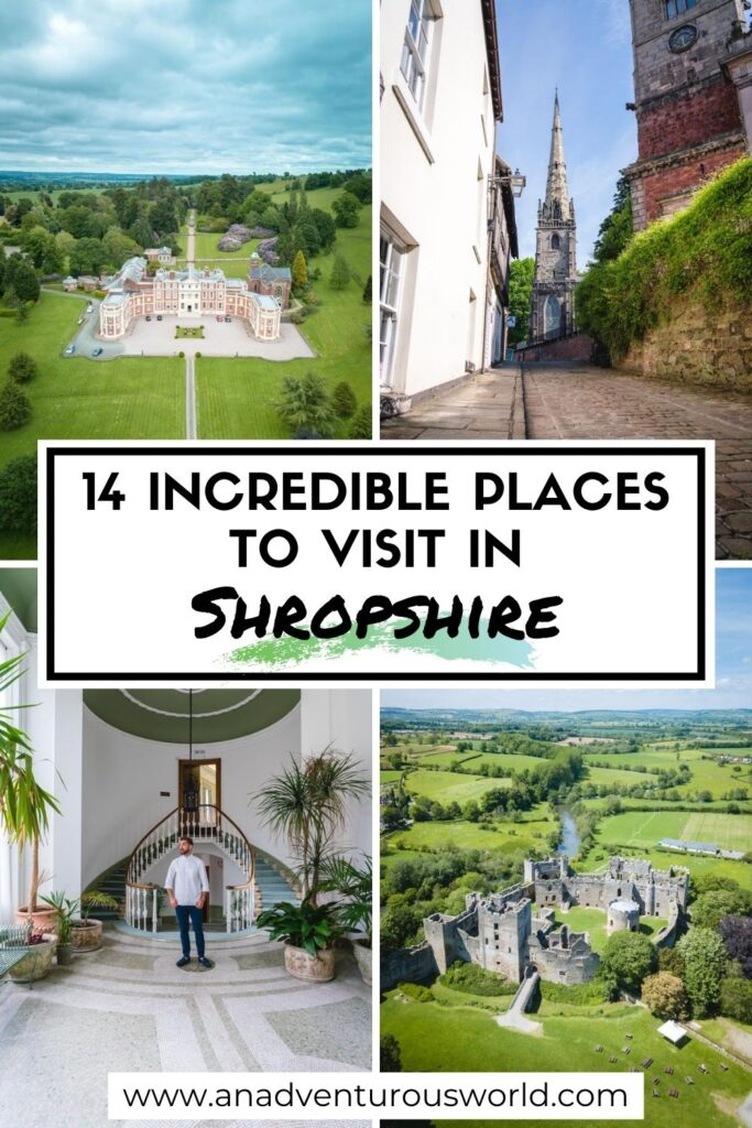 14 Incredible Places to Visit in Shropshire, England