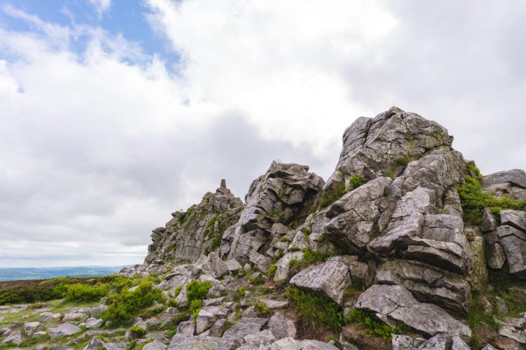 stiperstones hike