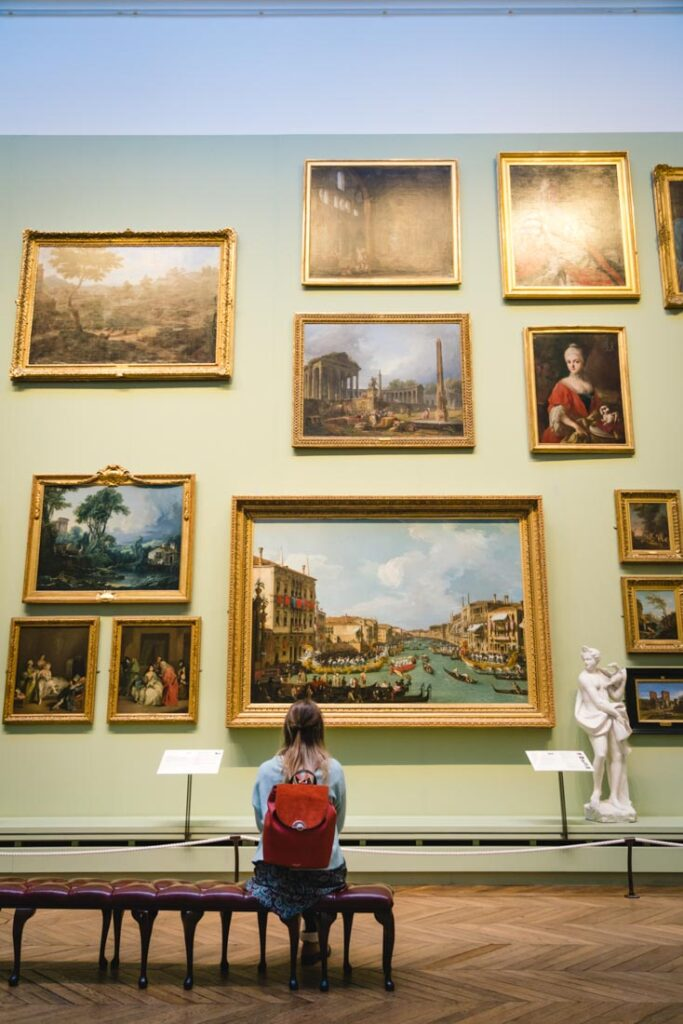 the bowes museum art collection