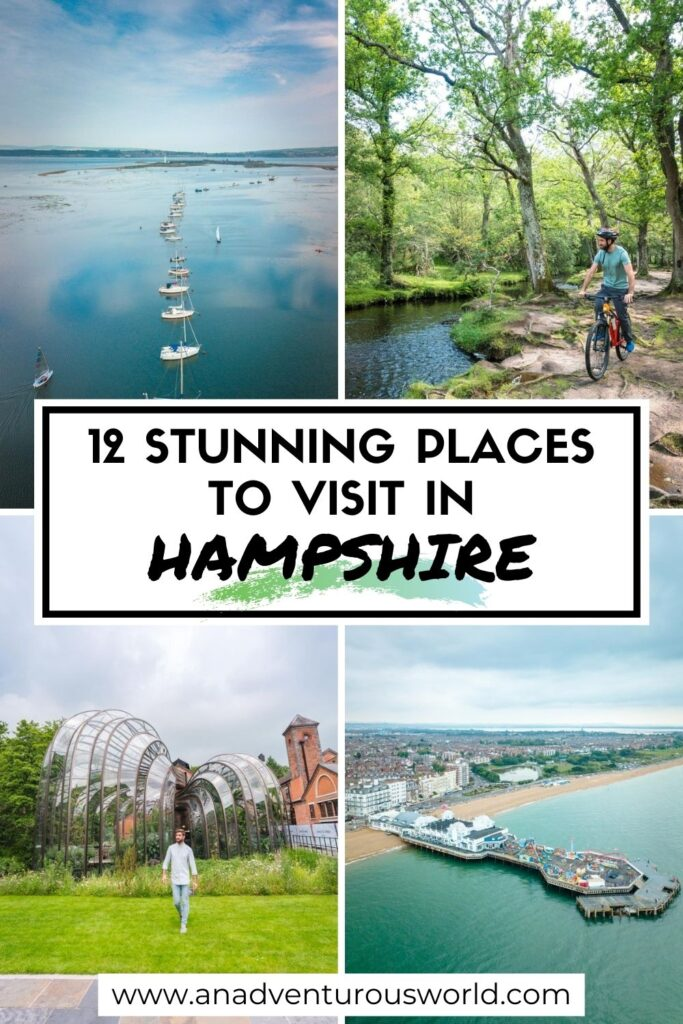 12 Beautiful Places to Visit in Hampshire, England