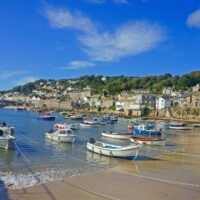 sea view holiday cottages in cornwall