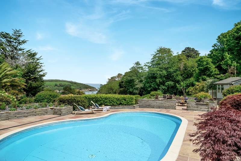 self catering house cornwall