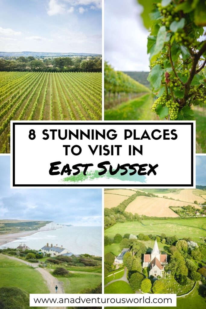 The BEST Places to Visit in East Sussex, England