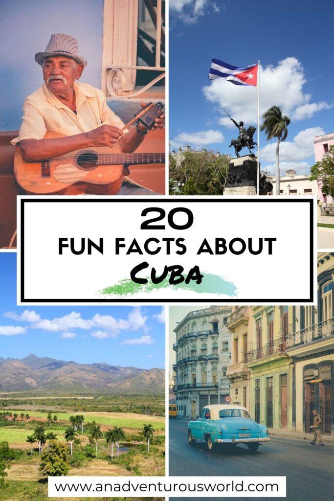 20 забавных фактов о Кубе, которые вас удивят