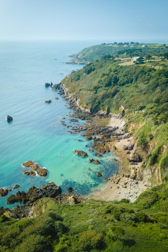 guernsey itinerary